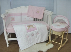 2013 new style  baby bedding set 100% cotton KLF 199
