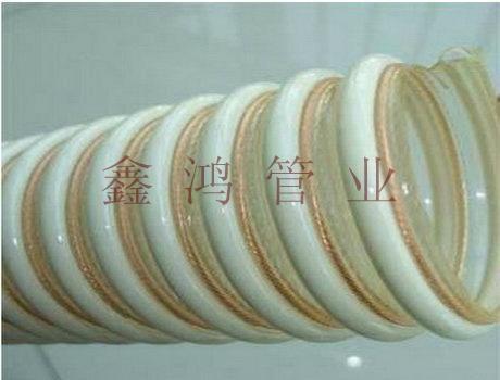 PU塑筋螺旋导静电软管 1