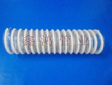 PU塑筋螺旋导静电软管 2