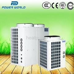 High temperature /EVI heat pump water heater by POWER WORLD