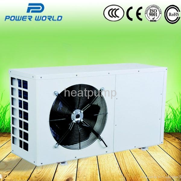 Split type inverter heat pump water heater by POWER WORLD - pw