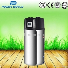 China manufacturer evi heat pump air source heat pump hot water heater