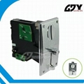 New style and smart coin acceptor