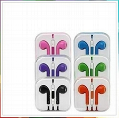 Iphone 5 hedset EarPods Earphone Headphone In Box