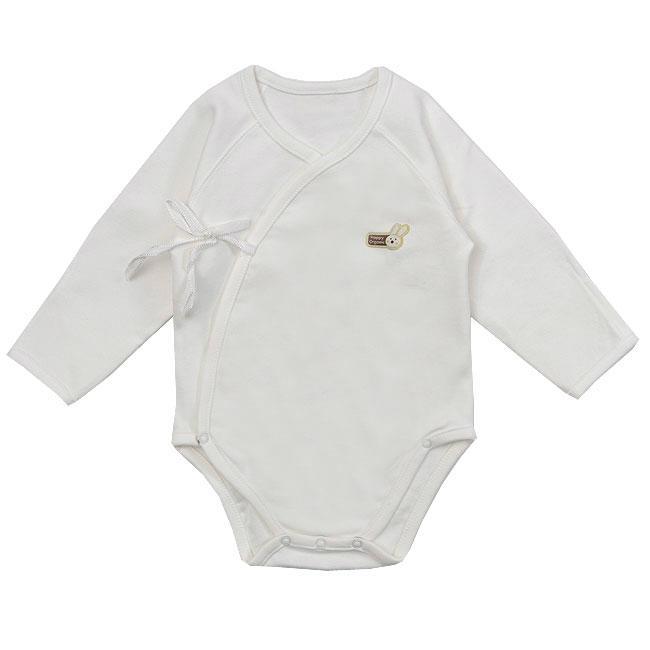 Organic Cotton Baby Bodysuit 1