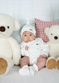 Organic Cotton Baby Bodysuit 2