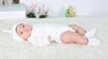 Organic Cotton Baby Bodysuit 3