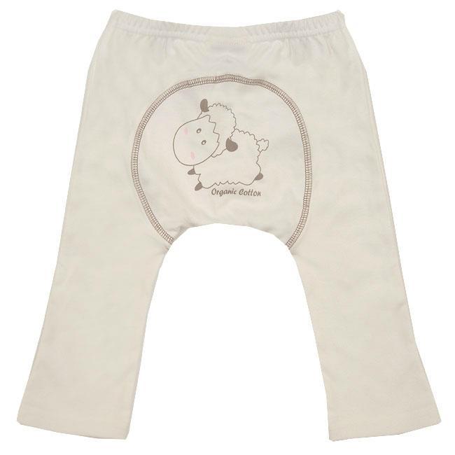 Organic Cotton Big Lamb Pants 2
