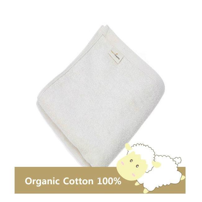 Organic Cotton Face Towel 1