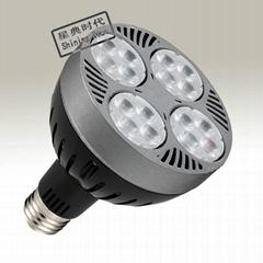 30W大功率PAR30LED射燈