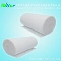 synthetic fiber intake filter