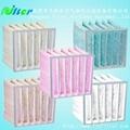 medium efficiency pocket filter