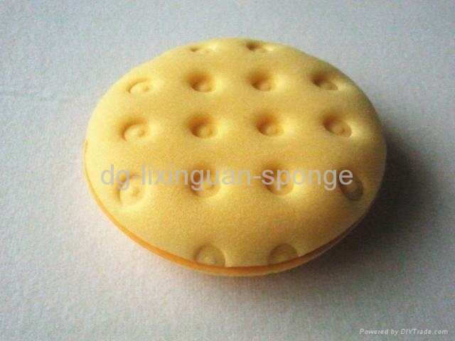 Car waxing applicator pad 2