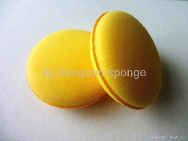 Car waxing applicator pad 5