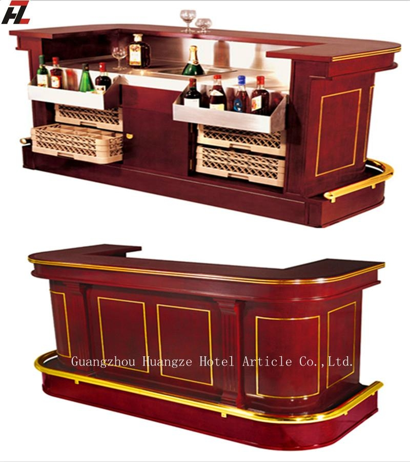 Home Bar Counter: Mobile Bar Counters-Home Bar
