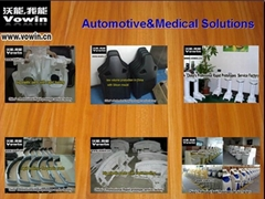 Automotive and Medical rapid prototype