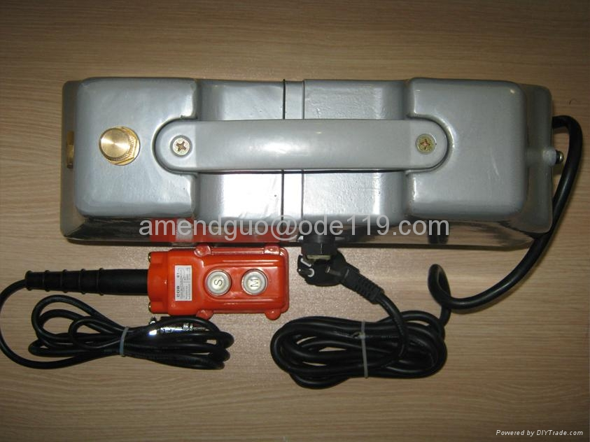 High efficiency Portable rescue tools hydraulic power pack pump  1