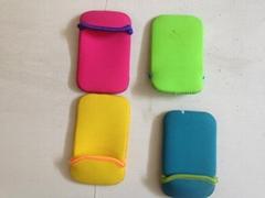 Neoprene mobile case digital bag  camera sleeve