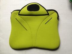 Neoprene notebook case compute bag  laptop sleeve