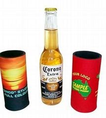 neoprene wine carrier bag  beer cooler  bottle tote