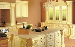 Crown kitchen cabinets