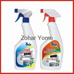 Tinla kitchen oil detergent  500ml