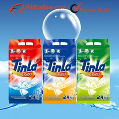 Tinla New Formula Detergent Powder  2.4kg