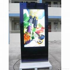 55寸户外高亮广告机