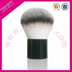 noconi new style 3tones 32mm nylon hair diameter kabuki make up  brush