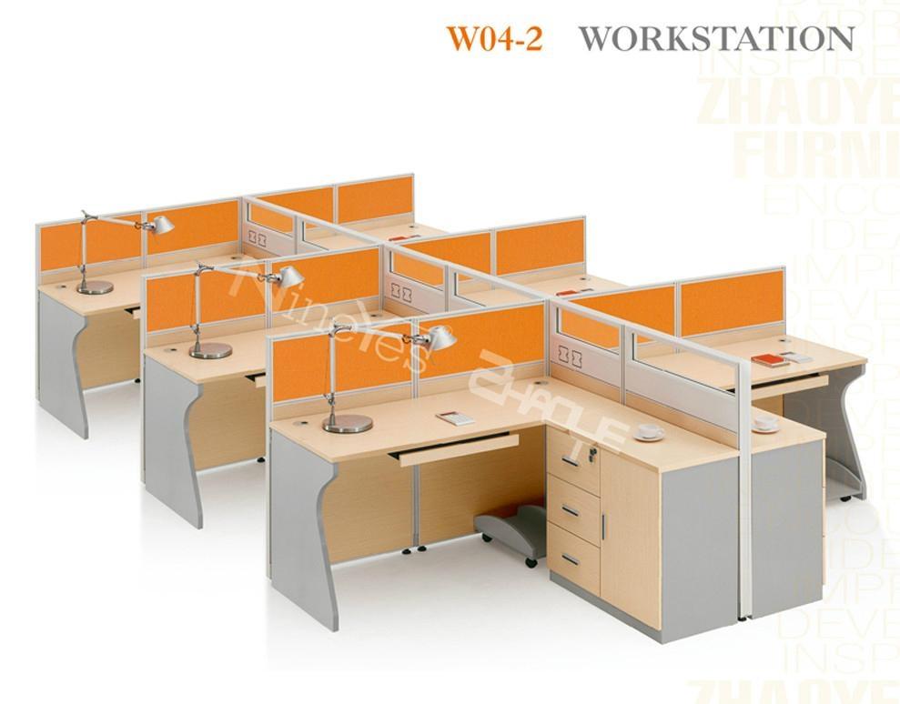 Modern workstation office furniture wo4 nineyes office for Furniture furniture furniture