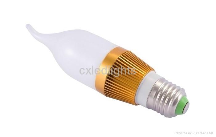 LED Candle bulb lamp  1