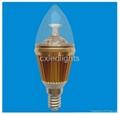 LED Candle bulb lamp  4