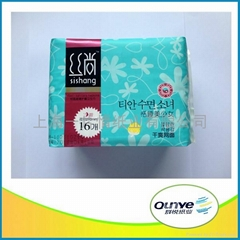 natural lady sanitary napkin