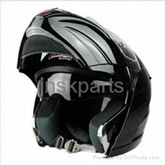 motorcycle helmet full face helmet