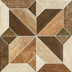 wood look porcelain tile 600*600mm bathroom wall tiles