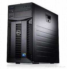 戴爾/DELL/塔式服務器/ T310 3430/2G/500G企業級/DVD/PowerEdge