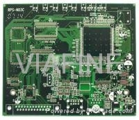 High Temperature PCB ( High Tg PCB ) Sample