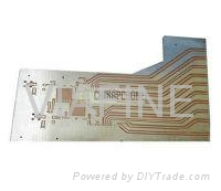 Iron Based PCB ( Iron PCB ) Sample