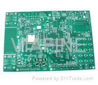LCD Product PCB 1212