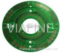 LED High TG PCB Sample