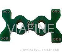 Multilayer PCB sample111