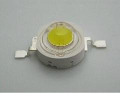 单颗1W大功率LED灯珠普瑞45mil 白光