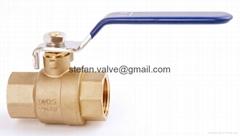 water valve brass