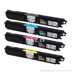 TOP Compatible C1600 CX16 Color Toner Cartridge compatible for Konica Minolta