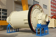 high capacity energy saving ball mill hot sell in India