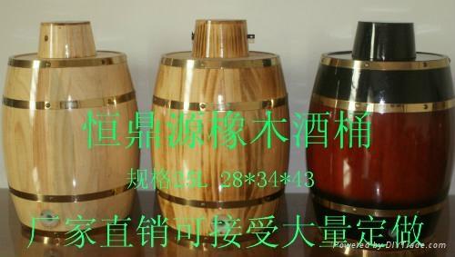 石家庄恒鼎源木酒桶 5