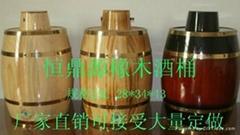 散白酒專用木酒桶