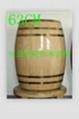石家庄装饰木酒桶