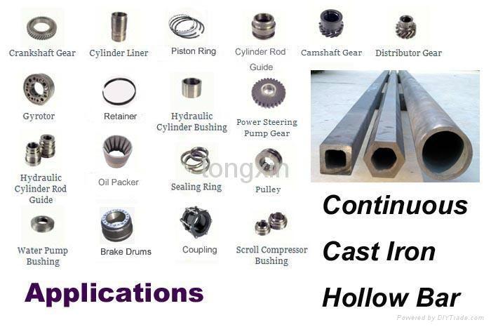 feeding of hollow cylindrical castings Molten metal feed system and method for investment castings locking ring 54 incorporates a substantially hollow cylindrical bottom feeding of.