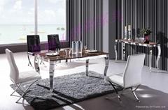 奥腾不锈钢家具T1611餐桌